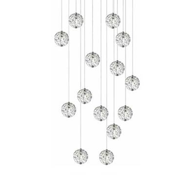 Edge Lighting – Bubble Ball 14 Suspension: Indoor Lighting Inside Most Recently Released Bubble Lights Pendants (View 14 of 15)
