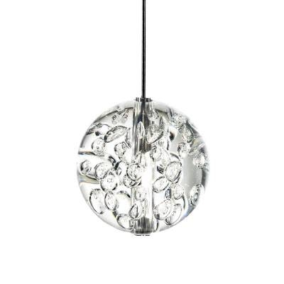 Edge Lighting – Bubble Ball Pendant: Indoor Lighting, Outdoor Throughout Most Recently Released Bubble Pendants (#10 of 15)