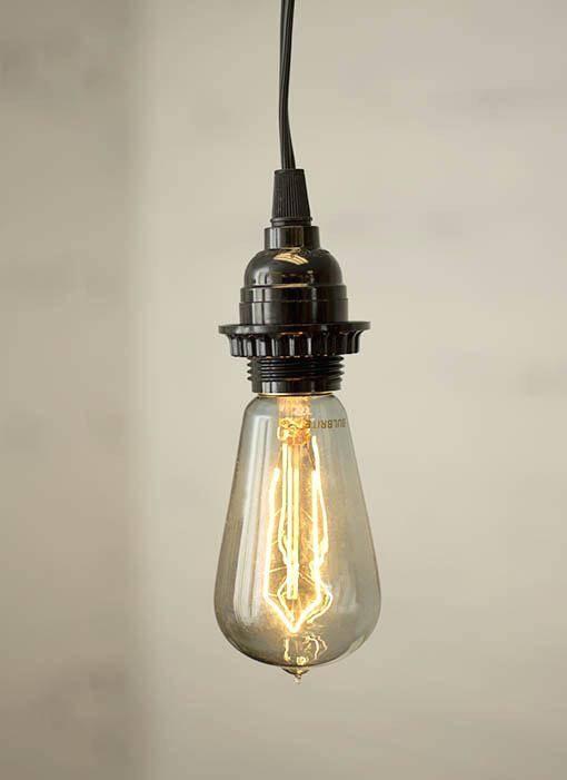 Edison Light Pendant Interesting Light Bulb Pendants Unique With Most Current Bulb Pendants (#8 of 15)