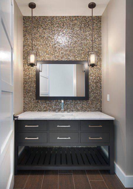 Elegant Bathroom Pendant Lighting Ideas Best Ideas About Bathroom Pertaining To 2018 Modern Bathroom Pendant Lighting (#10 of 15)
