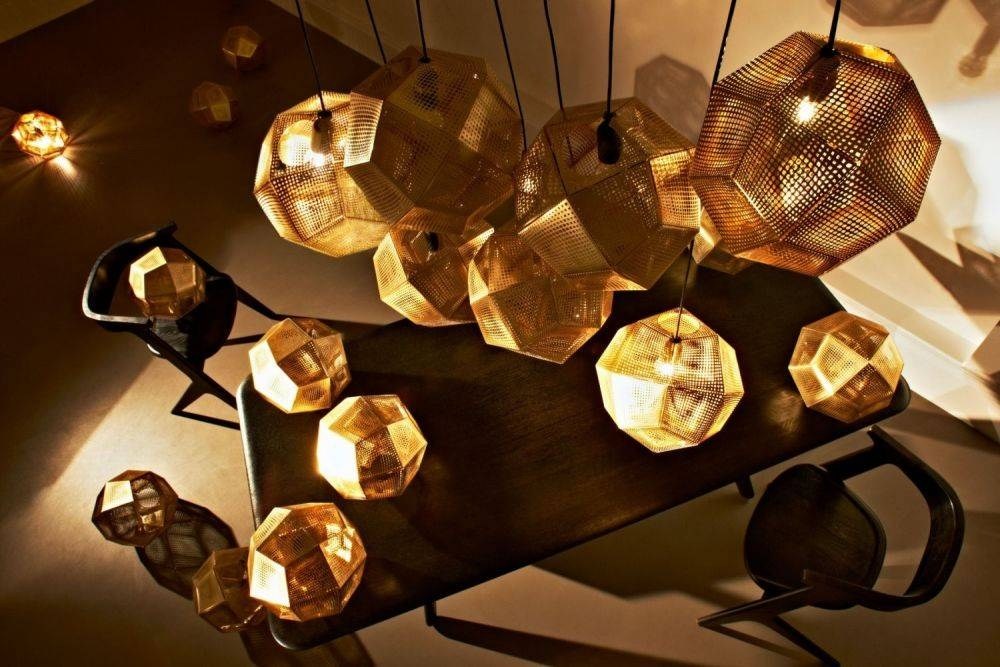 Etch Pendant Light Blacktom Dixon Regarding Most Recent Etch Pendants (#8 of 15)