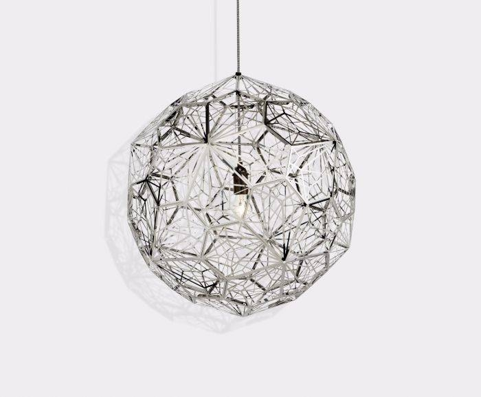 Popular Photo of Tom Dixon Etch Web Pendants