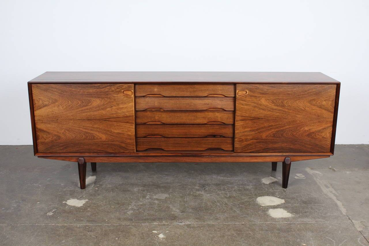 Popular Photo of Long Low Sideboards
