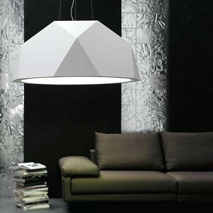 Extra Large Pendant Light Shade Modern Fittings Long Dining Room With Regard To Current Large Modern Pendant Lights (View 10 of 15)