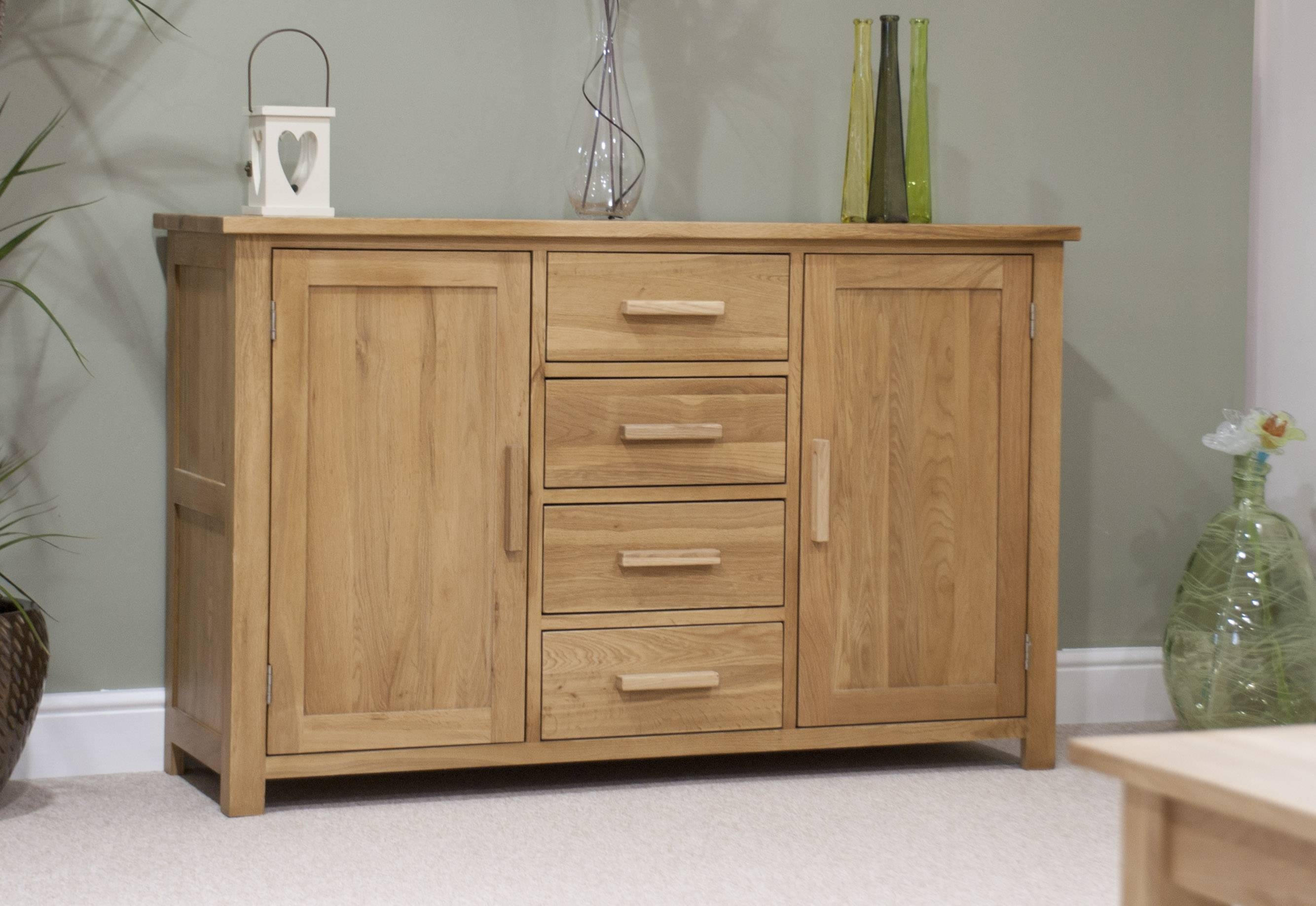 Fantastic Furniture | Pine And Oak | Furniture Workshoppe For Large Oak Sideboards (#5 of 15)