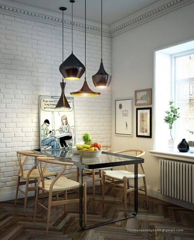 Fantastic Kitchen Lights Over Table And Best 25 Dining Table Within Latest Dining Table Pendants (#7 of 15)