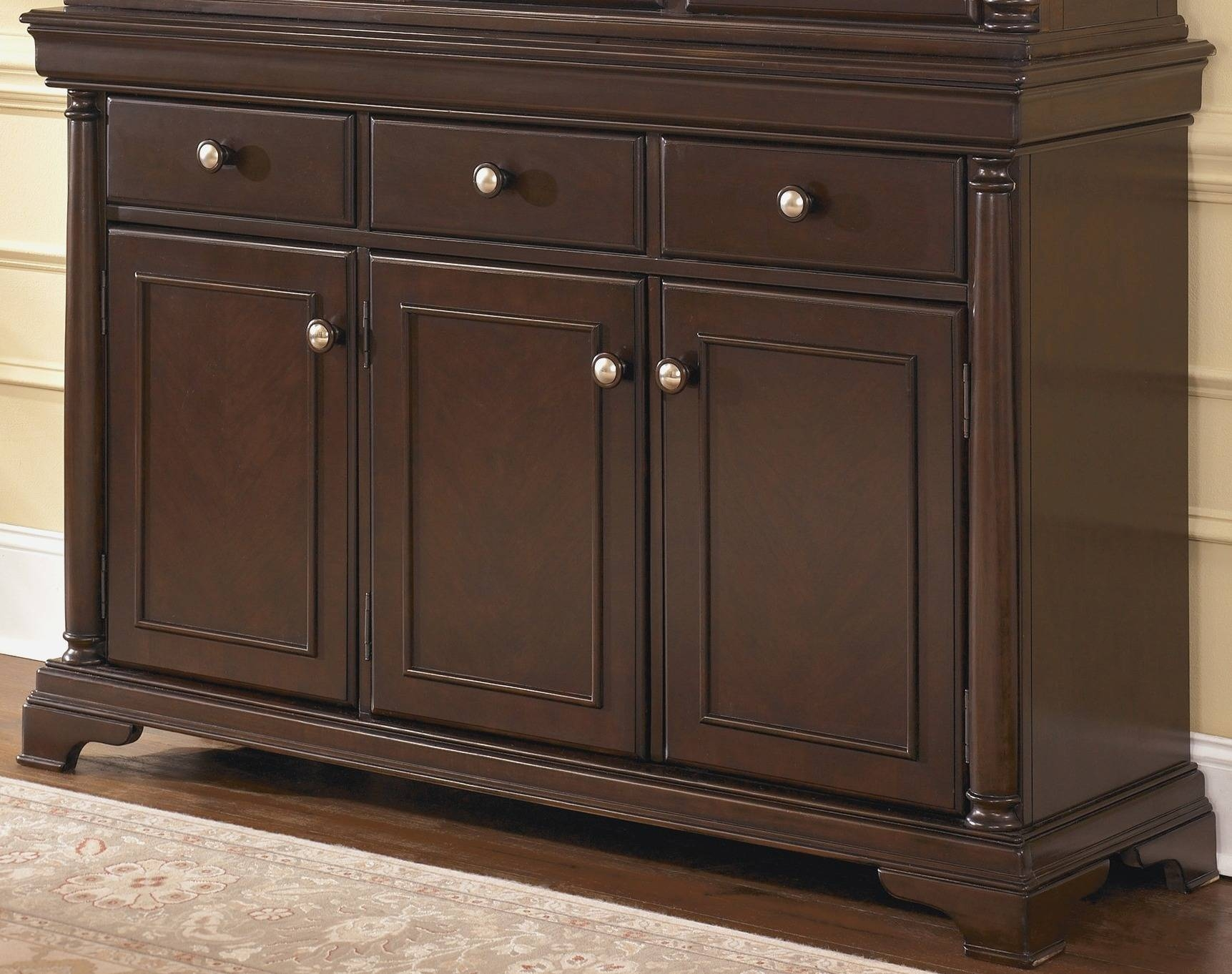 Farmhouse Sideboards And Buffets: Farmhouse Sideboards And Buffets Pertaining To Elegant Sideboards (View 10 of 15)