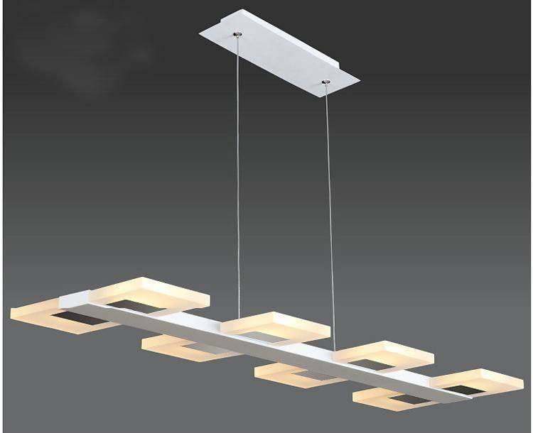 Popular Photo of Modern Led Pendant Lights