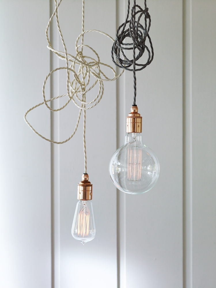 Filament Bulbs Decorative Light Bulbs Table Amp Floor Lamps Amp In Best And Newest Floor Pendant Lamps (#5 of 15)
