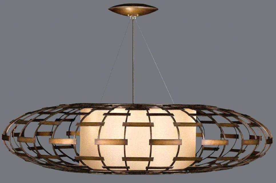 Fine Art Lamps Entourage Large Pendant Modern Lighting Pendants Throughout Current Modern Lighting Pendants (#12 of 15)