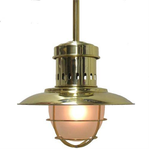 Fisherman's Pole Light U 9tub From Shiplights With Recent Fisherman Pendant Lights (View 15 of 15)