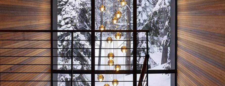Floating Stars: 14 Series Seven Led Pendant Chandelierbocci For 2018 Bocci 14 Series Pendants (View 10 of 15)