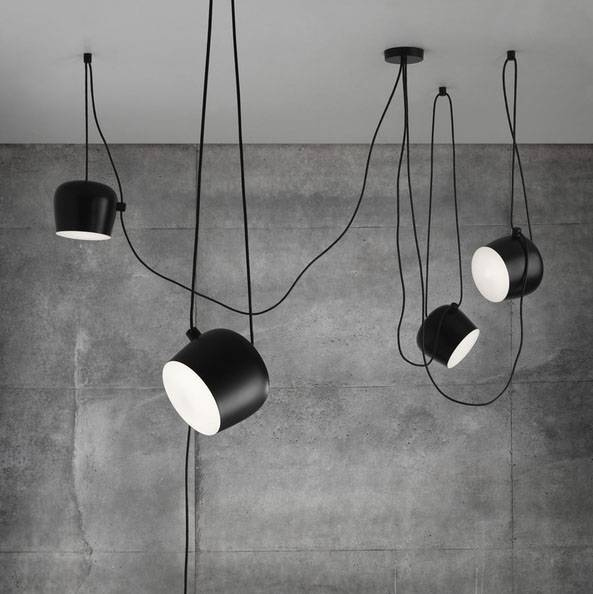 Flos Aim Small Pendant Lightflos Lighting | Stardust Throughout Most Up To Date Flos Pendant Lighting (View 1 of 15)