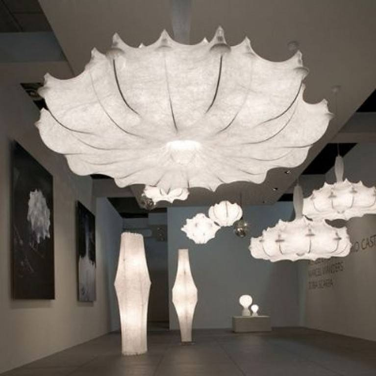 Flos Zeppelin Pendant Light – Flos Marcel Wanders | A White Room Inside Most Current Flos Pendant Lighting (View 15 of 15)