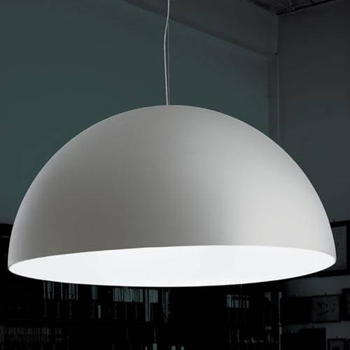 Fontanaarte Avico Large Spherical Pendant Lamp | Stardust In Most Recent Large White Pendant Lights (#9 of 15)