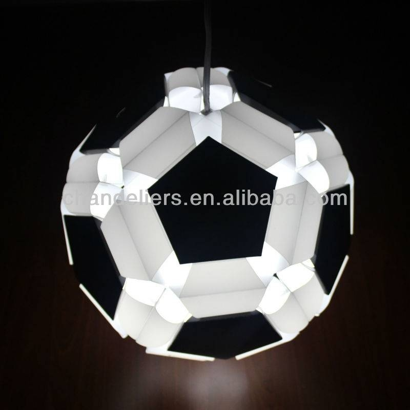 Footbal Ceiling Lamp Pp Pendant Lights Infinity Lights Kids Lamp With 2018 Football Pendant Lights (View 15 of 15)