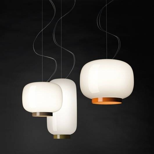 Foscarini  Foscarini Chouchin Reverse Pendant|Pendants| Darklight Throughout Newest Foscarini Pendants (#10 of 15)