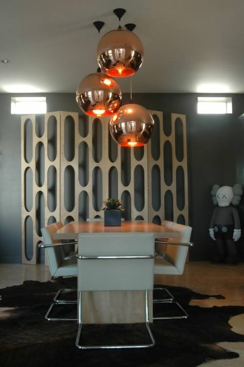 Free Shipping Tom Dixon Copper Shade Pendant Light Intended For Most Current Tom Dixon Copper Shade Pendants (#9 of 15)