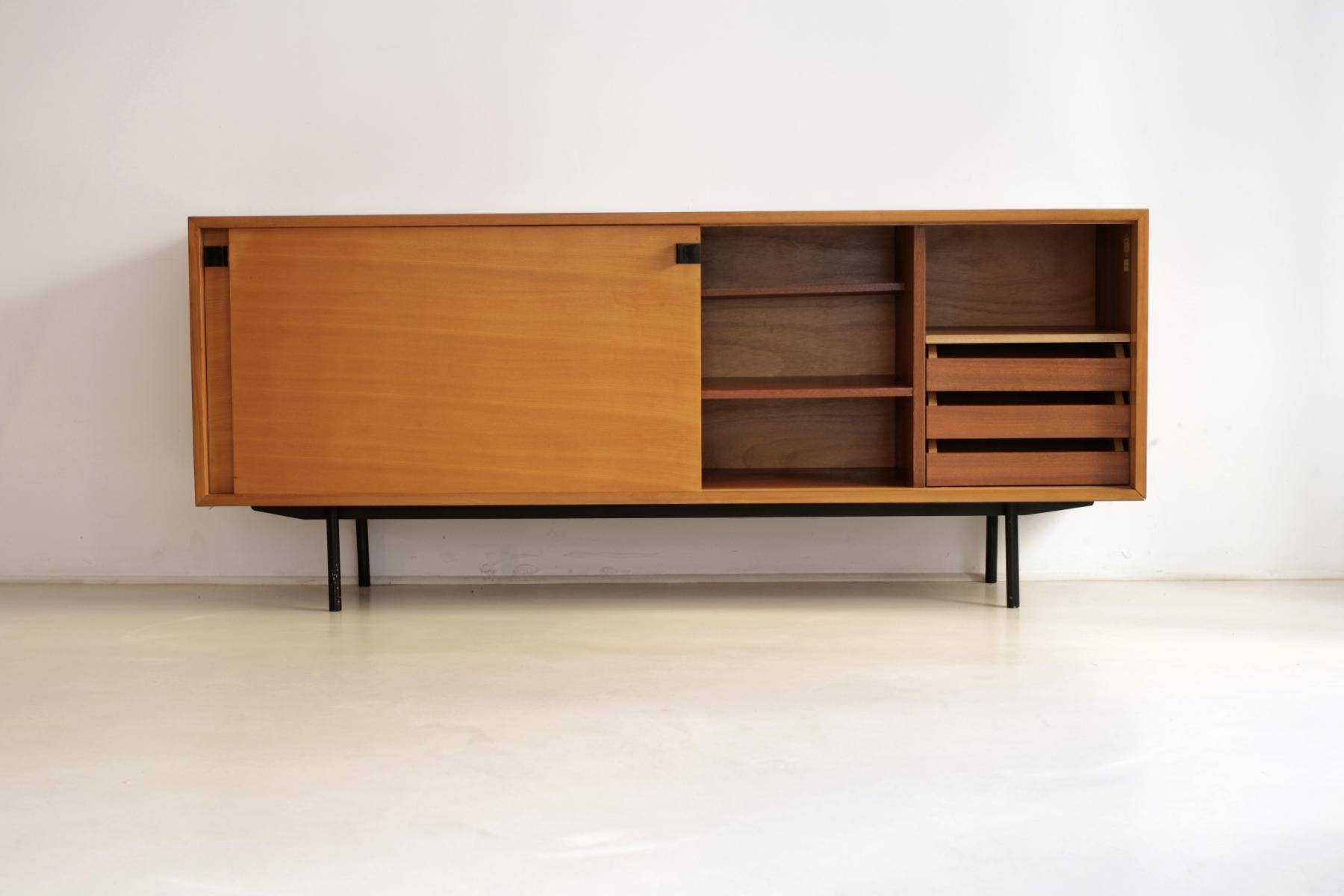 French Sideboardalain Richard For Meubles Tv, 1953 For Sale At With Regard To Sideboards For Tv (#5 of 15)