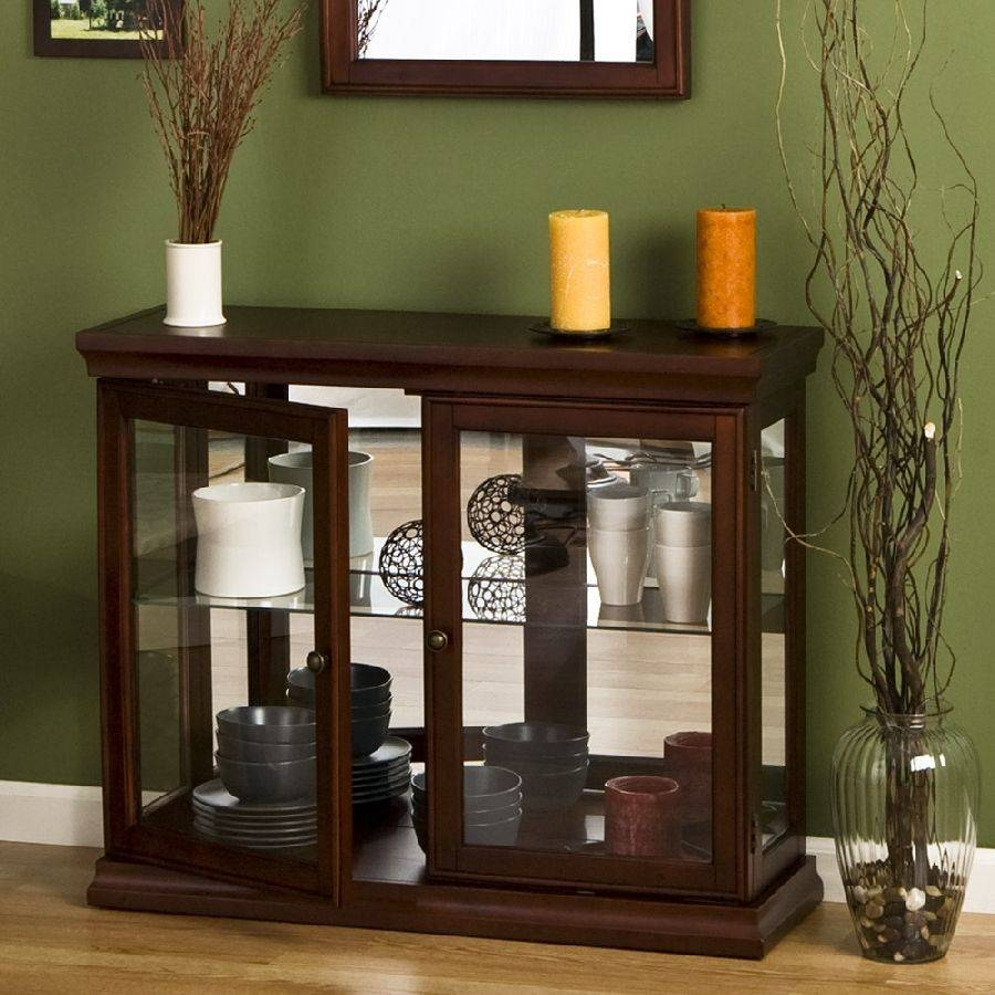 Furniture: Fashionable Stylish Buffets And Sideboards For Home In Stylish Glass Buffets And Sideboards (View 3 of 15)