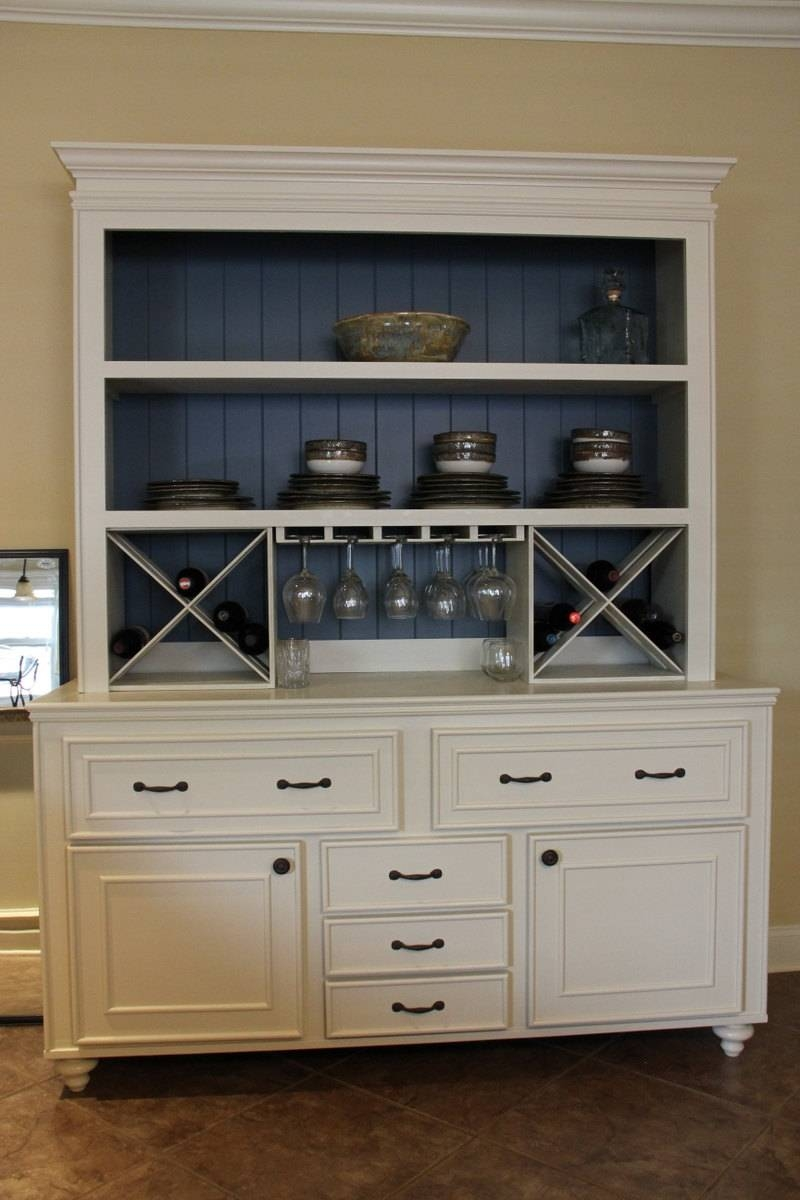 Furniture. Great Kitchen Wine Racks Design Ideas (#4 of 15)