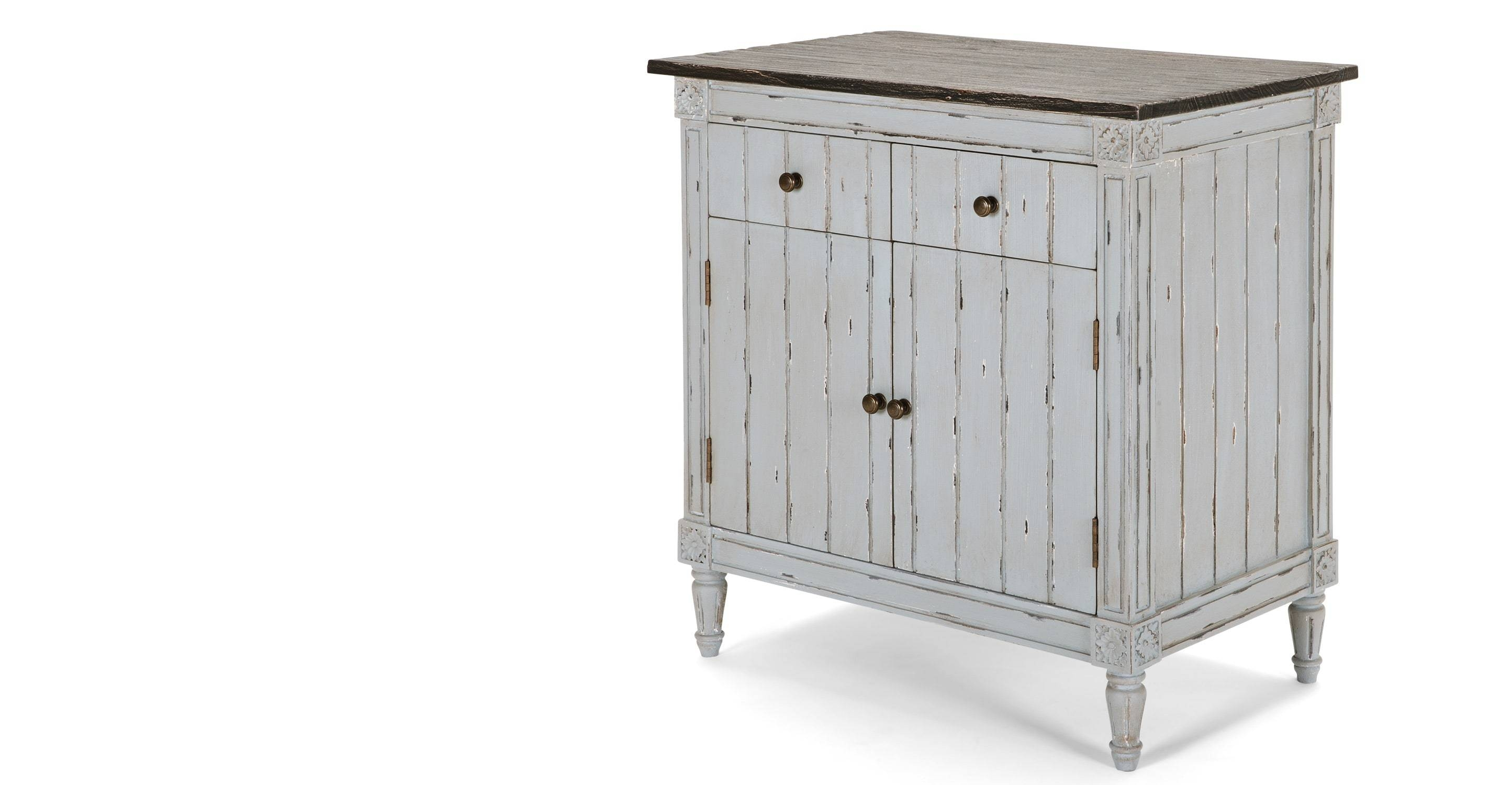Furniture: Kitchen Sideboards | Cherry Sideboard | Distressed Pertaining To White Distressed Sideboards (View 6 of 15)