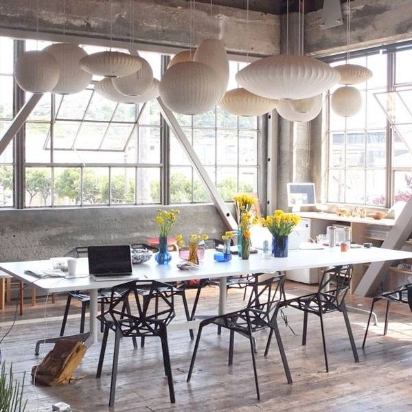 George Nelson® – Ball Suspension Bubble Lamp With Regard To Most Up To Date Nelson Ball Pendant Lamps (View 12 of 15)