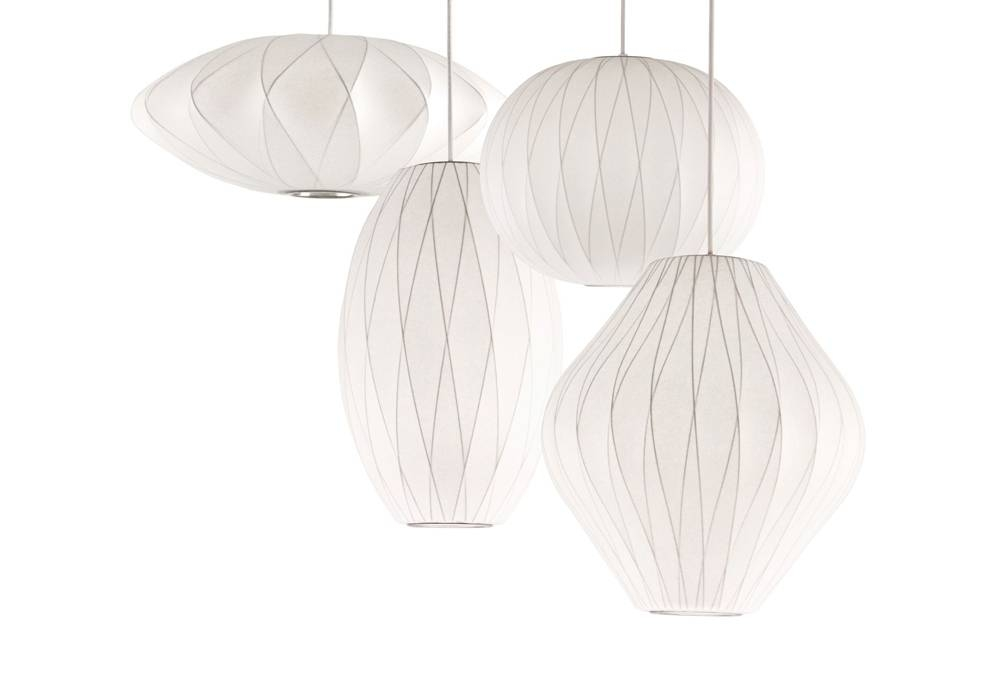 George Nelson – Design Within Reach For Most Popular George Nelson Pendant Lamps (#4 of 15)