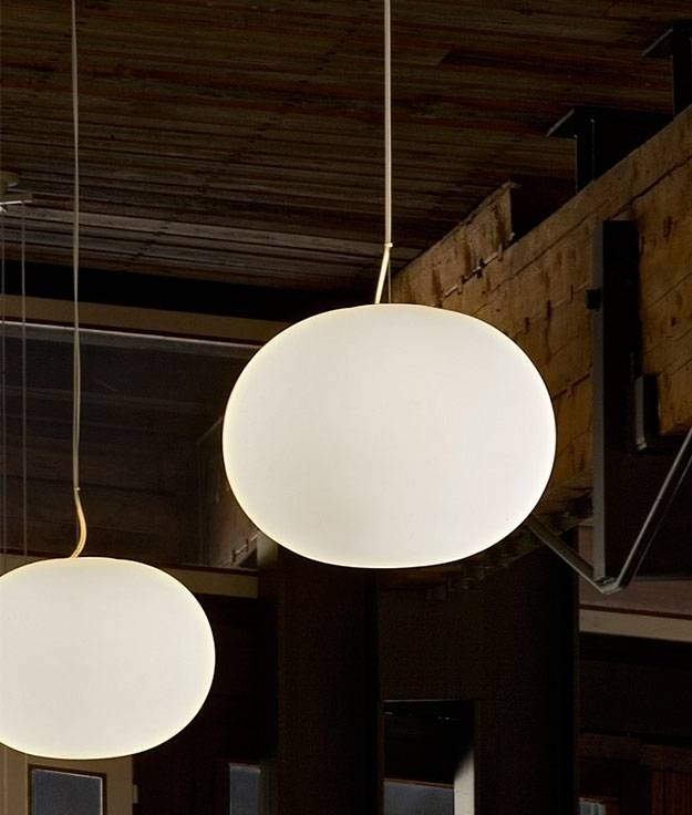 Inspiration about Glo Ball S2 Pendant Lightflos In Best And Newest Glo Ball Pendants (#3 of 15)