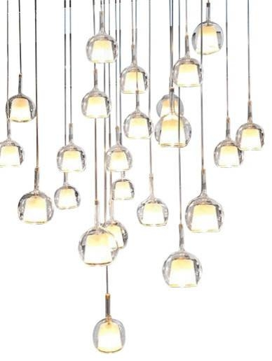 Inspiration about Glo Pendant Light – Contemporary – Pendant Lighting  Interior Regarding Most Popular Contemporary Mini Pendants (#13 of 15)
