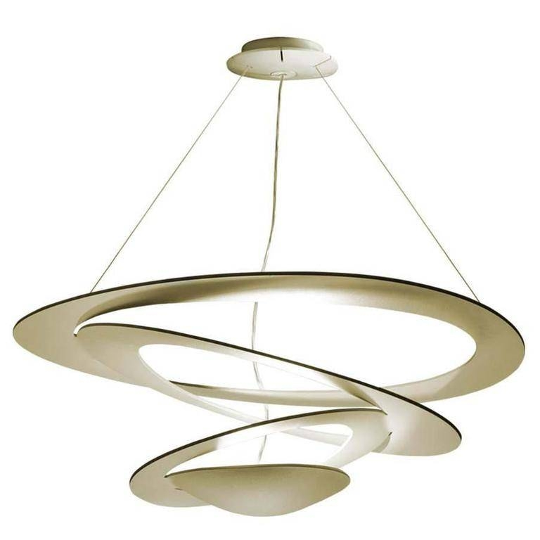 Gold Pirce Suspension Pendant Lightg.m (#13 of 15)