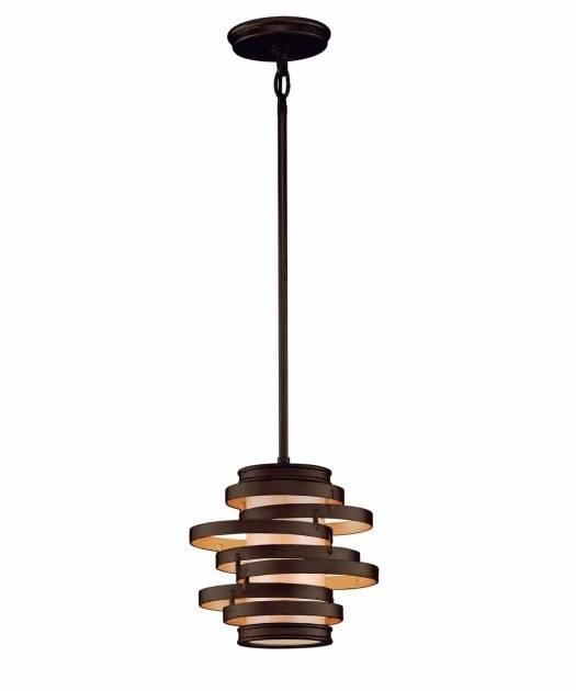 Inspiration about Gorgeous Corbett Lighting Ve 42 Vertigo 18 Inch Wide 2 Light Large Pertaining To Most Recently Released Vertigo Large Pendant Lights (#7 of 15)