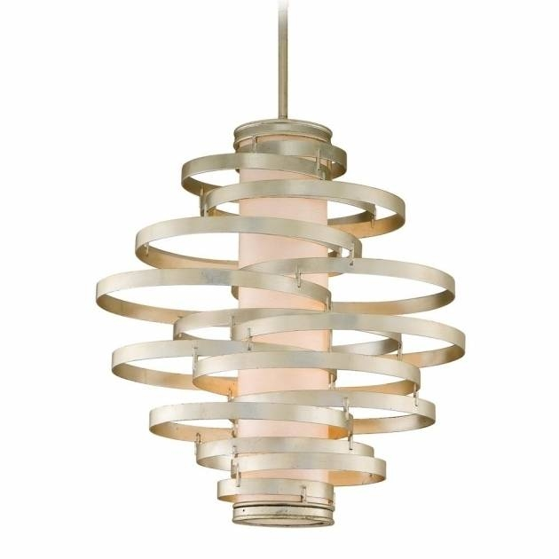 Inspiration about Gorgeous Corbett Lighting Welivv Corbett Vertigo Small Pendant Within Current Vertigo Large Pendant Lights (#12 of 15)