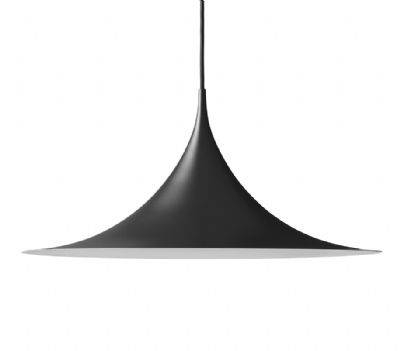 Gubi 60Cm Semi Pendant Light – Gubi Claus Bonderup / Torsten Intended For Most Up To Date Gubi Pendant Lights (#5 of 15)