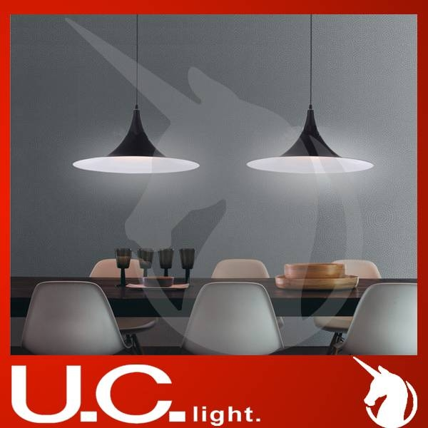 Gubi Semi Pendant Light Living Room Lights Study Light Restaurant Pertaining To 2018 Semi Pendant Lamps (#10 of 15)