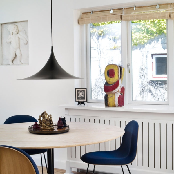 Gubi Semi Pendant | Questo Design With Newest Gubi Pendant Lights (#9 of 15)