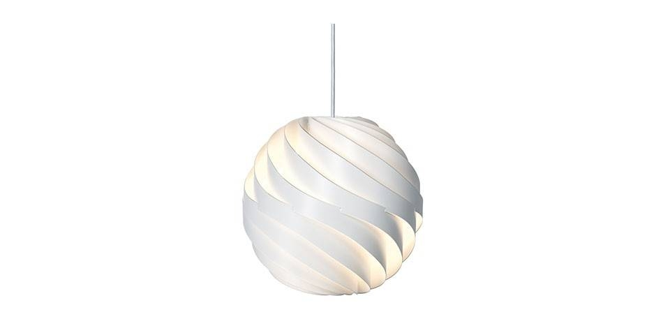 Gubi Turbo Pendant Light (Available In 2 Sizes) | The Longest Stay For Best And Newest Gubi Pendant Lights (#10 of 15)