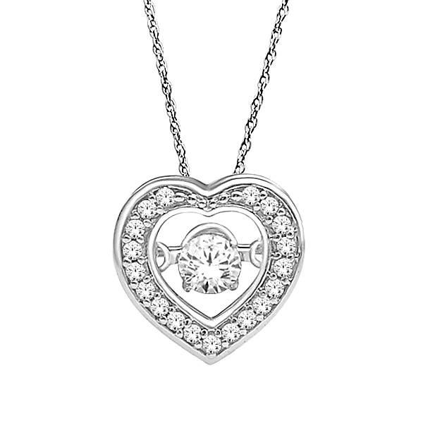 Heart Pendants | Diamonds International In Most Popular Dancing Pendants (View 2 of 15)