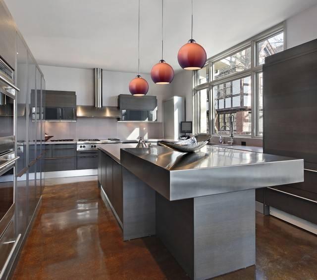 Popular Photo of Modern Kitchen Lighting Pendants