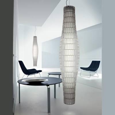 High Shaped Designer Large Pendant Lighting For Restaurant Long With Regard To Most Popular Long Pendant Lighting (#12 of 15)