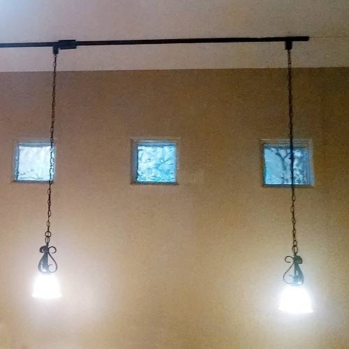 Hook Pendant Adapter Architectural Black 3 Wire H Style Track Intended For Latest Pendant Lights Adapter (View 5 of 15)