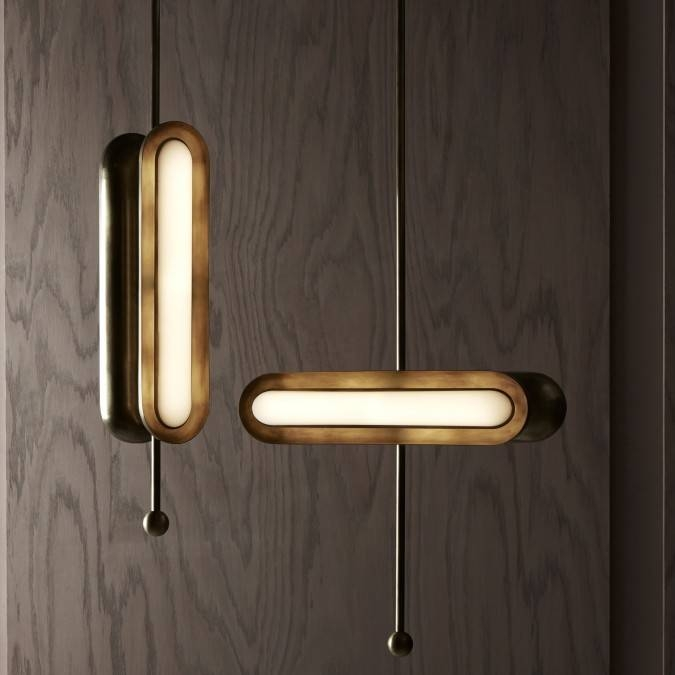 Horsehair | Apparatus Within Most Up To Date Pendant Wall Lights (#5 of 15)