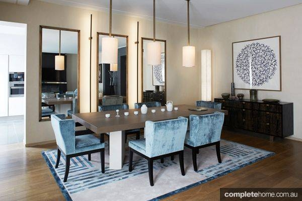 15 inspirations of dining table pendants how to choose the perfect pendant for a dining room bella vie regarding current dining aloadofball Gallery