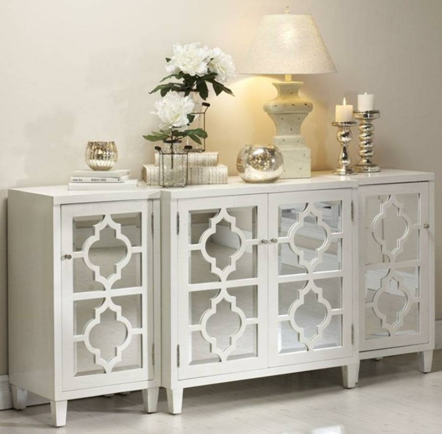 How To Clean Glass Buffet Table Sideboard Within Stylish Glass Buffets And Sideboards (View 13 of 15)