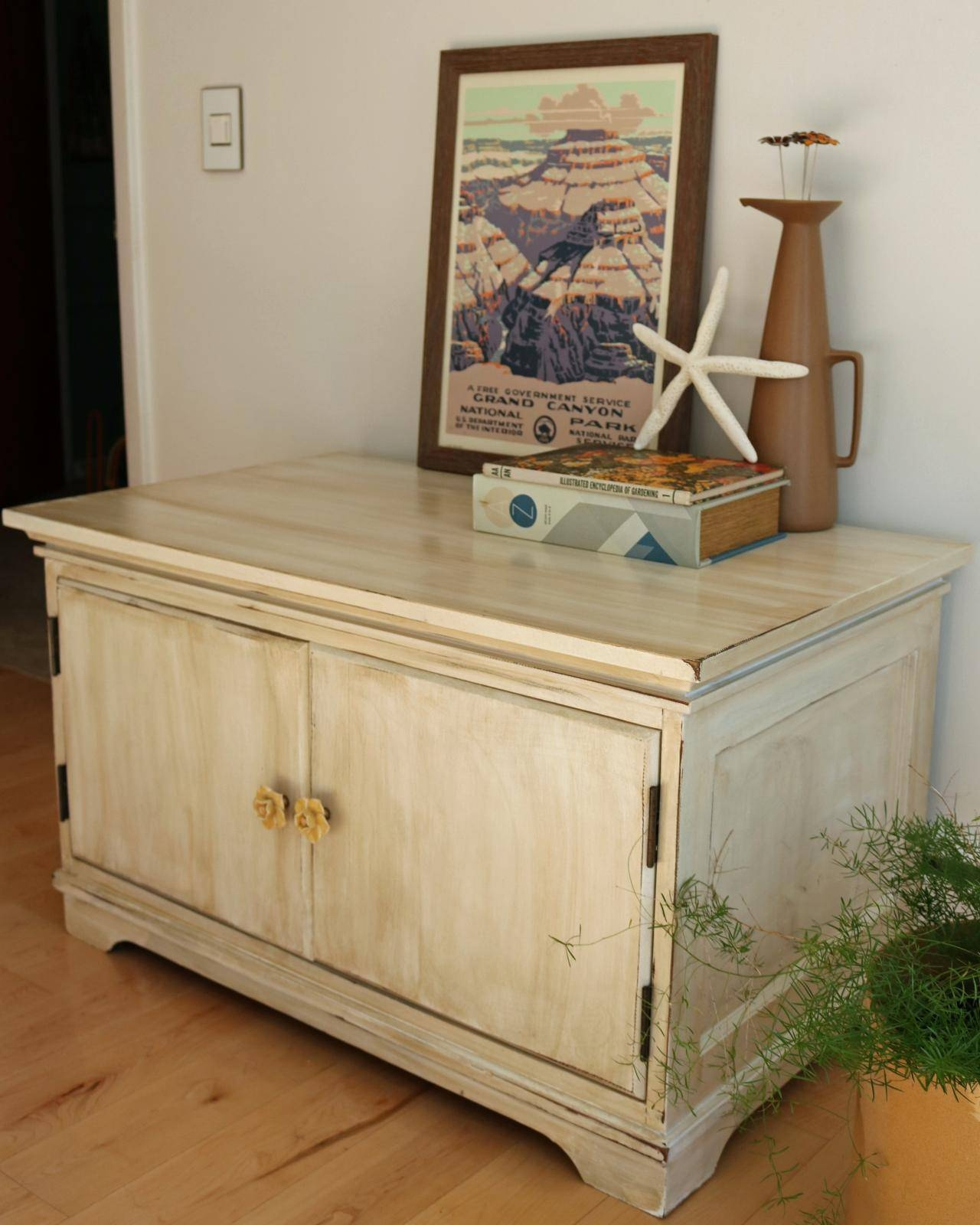 How To Distress Furniture | How Tos | Diy Within White Distressed Finish Sideboards (#6 of 15)
