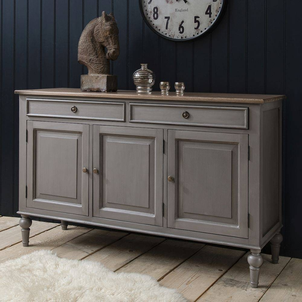 Popular Photo of Dark Grey Sideboards