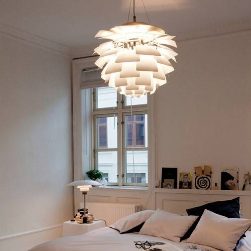 Iconic Design Spotlight: Ph Artichoke Pendant Light Throughout Recent Artichoke Pendant Lights (View 3 of 15)