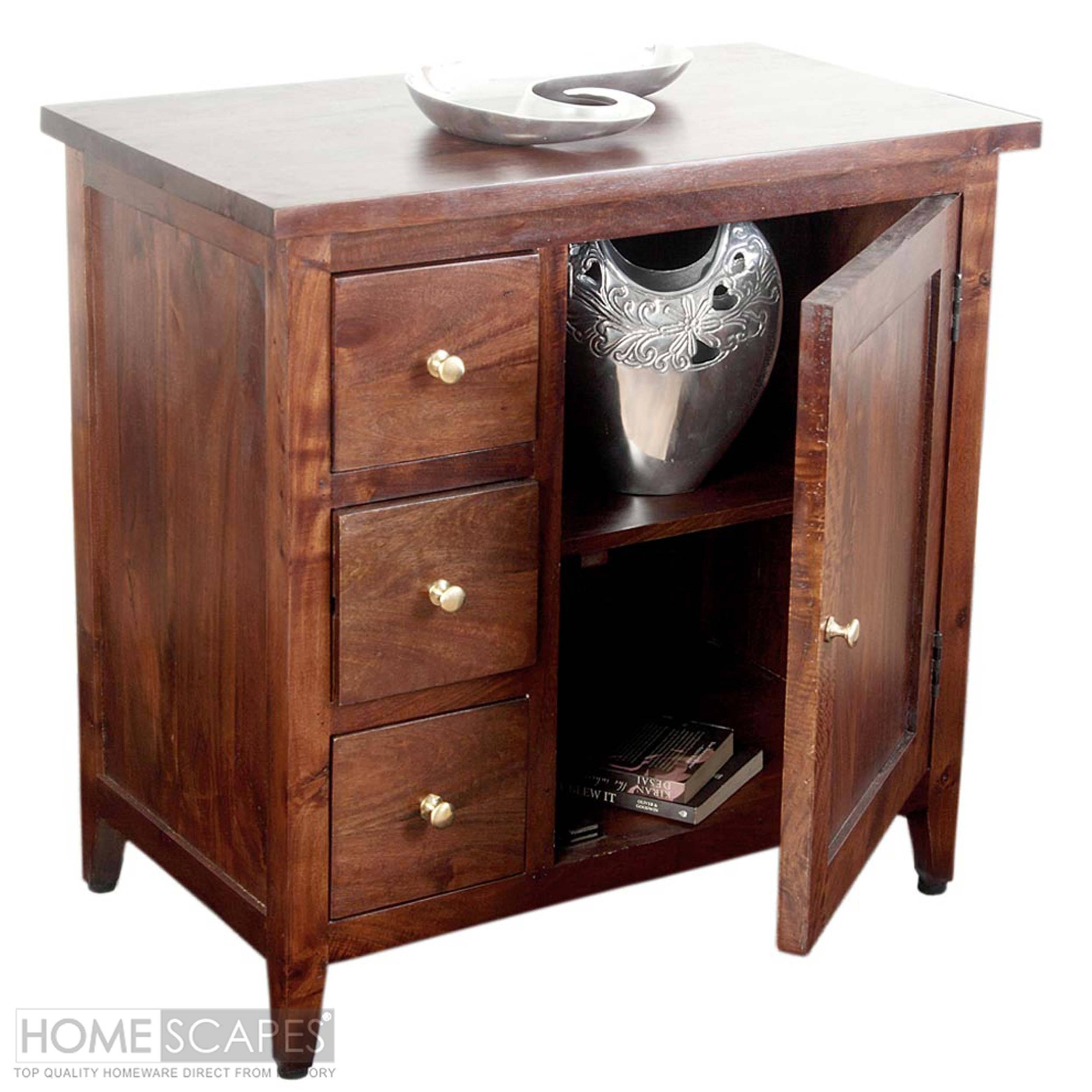 Ideas of small dark wood sideboards