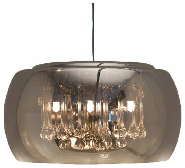 Impressive Contemporary Pendant Light Fixtures Alain Pendant Lamp Intended For Current Modern Contemporary Pendant Lighting (#8 of 15)