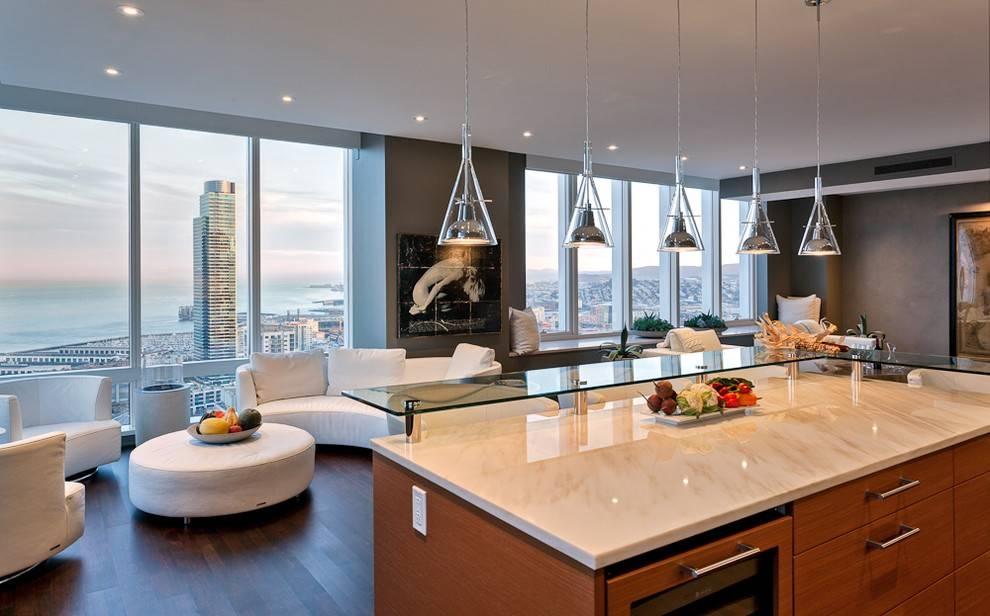 Impressive Modern Kitchen Pendant Lights Modern Kitchen Pendant In Best And Newest Modern Pendant Lighting For Kitchen (#6 of 15)